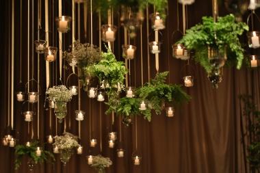 Decoração de festa de casamento, feita por Keiko, que aconteceu no Espaço Jardim Leopoldina. São Paulo/ SP, Brasil - 26/11/2016. Foto: Amana Salles